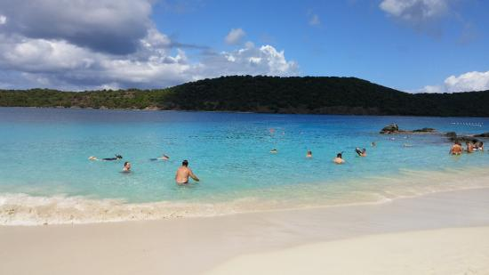 Coki Point Beach St Thomas
