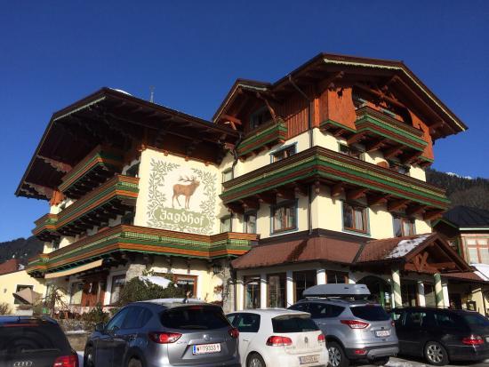 Hotel & Pension Jagdhof: Februar 2016