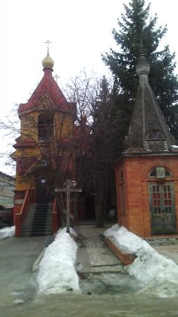 Tsar Nicholas Church