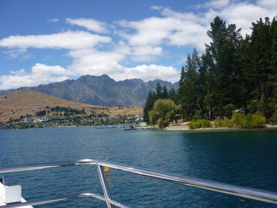 ควีนส์ทาวน์, นิวซีแลนด์: Superbe décor
