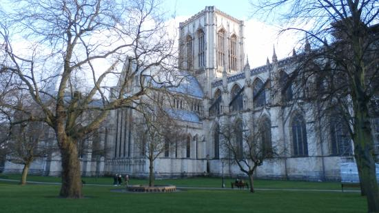 York Minster From The National Trust Shop Picture Of North Yorkshire Yorkshire Tripadvisor
