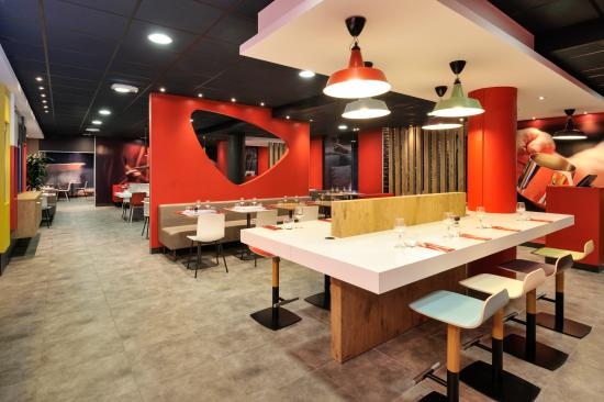 Ibis Kitchen Restaurant  Centre Lille Gares
