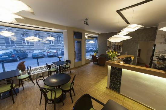 Kavárna Duše v Peří