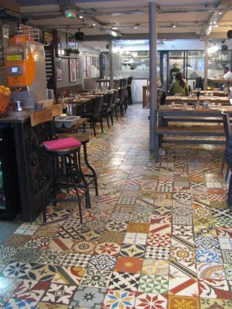 Arredamento sala da pranzo - Picture of Toomai, London - TripAdvisor