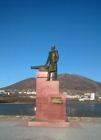 Monument to Vasilii Stepanovich Zavoiko