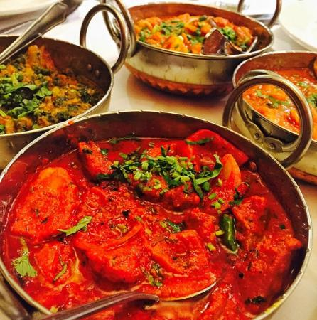 Bengal Merchant: All dishes tasted amazing.