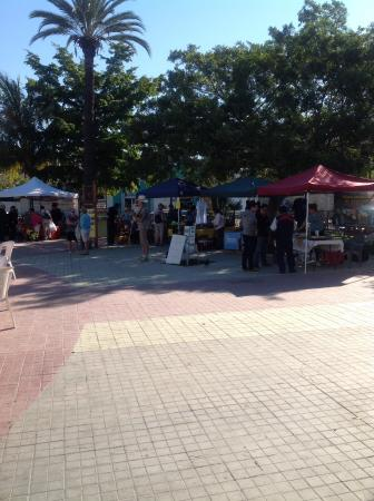 Mazatlan Farmers Market