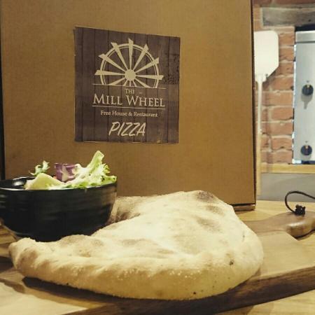 Hartshorne, UK: The Mill Wheel