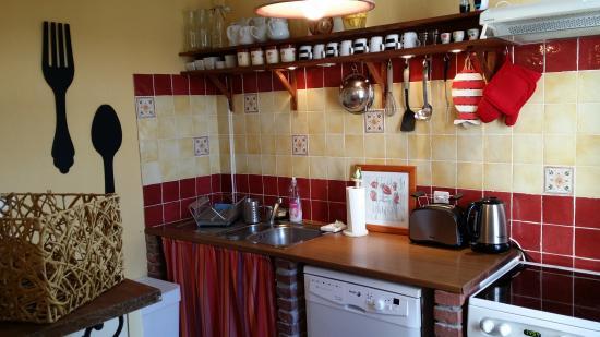Les Abris-Côtiers : cuisine