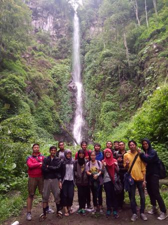 Coban Rais Waterfall: Foto lain dengan gaya lain