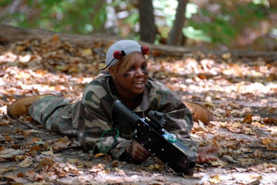 Wrightstown, Nueva Jersey: Fireball Mountain Female Sports Team Event