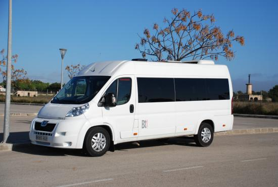 Bt Group Mallorca Buses