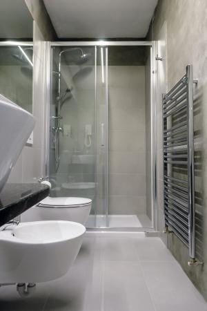 Residence Diaz: Bagno Bilocale