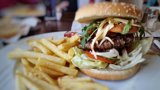 Lachtal, Autriche : Burger Rustica - extrem empfehlenswert!!