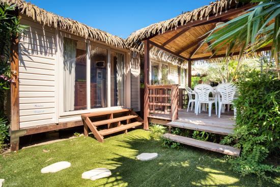 La Croix du Sud : Mobil-home Riviera Tropical