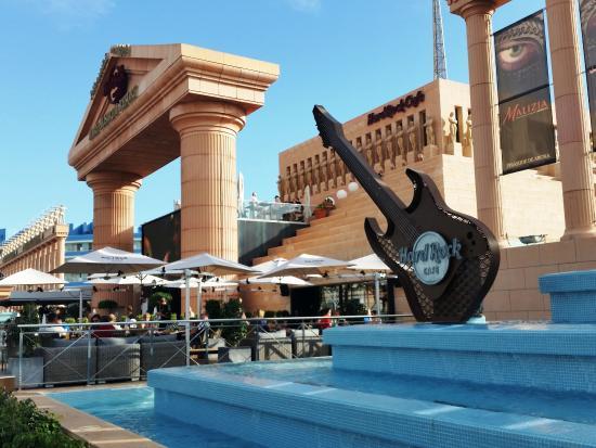 Hard Rock Cafe Tenerife Reviews