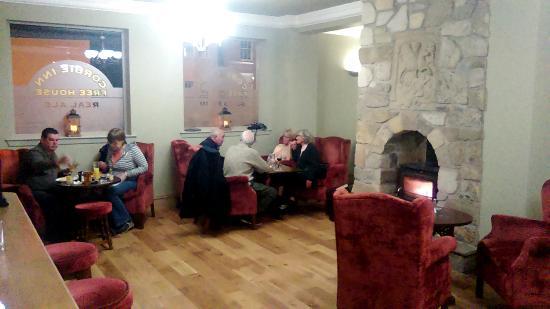 Corbie Inn: New Restaurant Area
