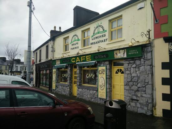 Charlestown, Irlandia: The Market Cafe