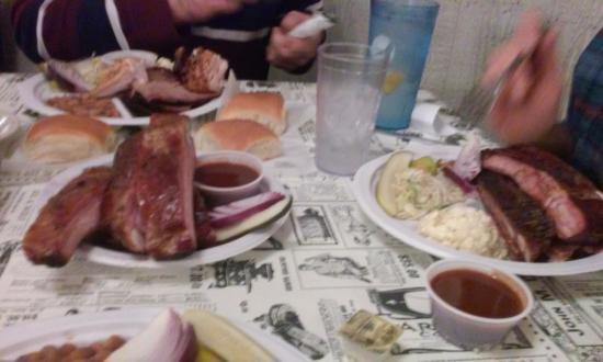 Hotchkiss, CO: BBQ Beef, Ribs, Chicken, Ham and Fixings