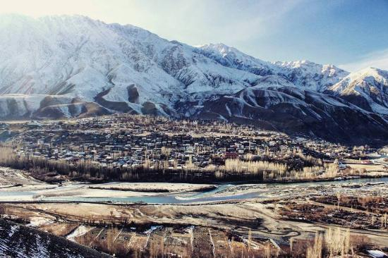 winter in kargil - Picture of Kargil, Kargil District
