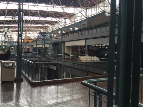 Union Station Saint Louis Food Court