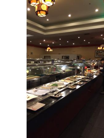 both these buffets are just sushi picture of teppanyaki grill rh tripadvisor com