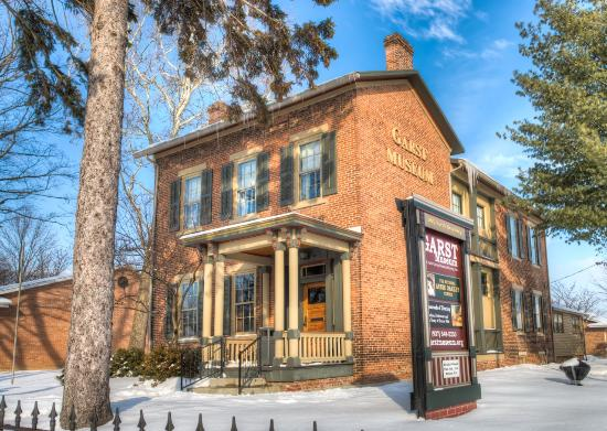 Greenville, OH: The Garst Museum and National Annie Oakley Center