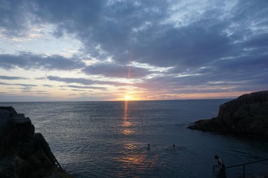 sunrise over dublin bay picture of panoramic ireland dublin