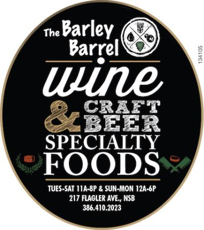 The Barley Barrel, LLC.