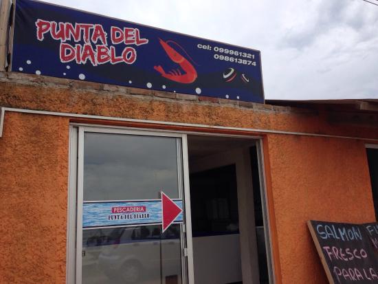 Pescaderia Punta del Diablo: photo1.jpg