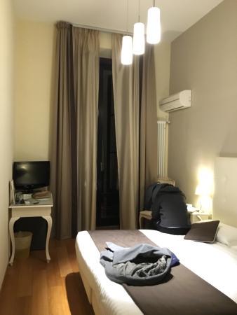 位置相當方便的小旅館