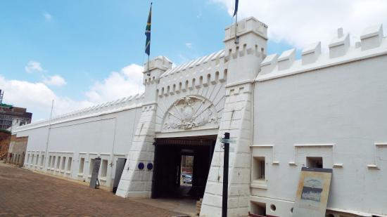 Johannesburg Fort