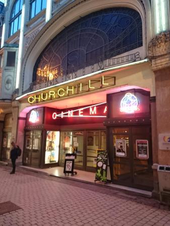 Le Churchill