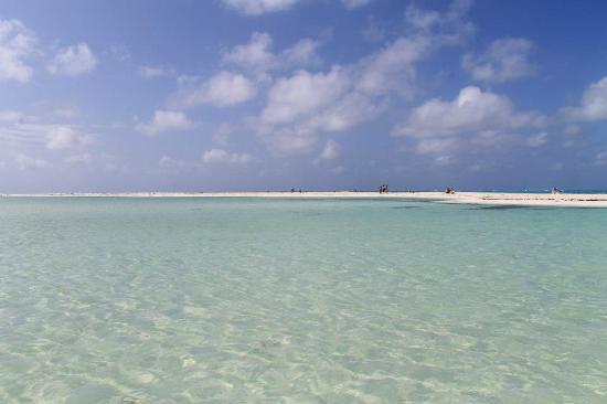 Playa Paraiso: beach