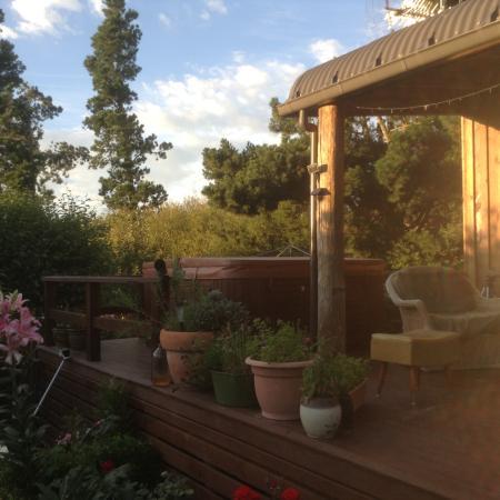 Mingary Farmstay B&B Accommodation: spa