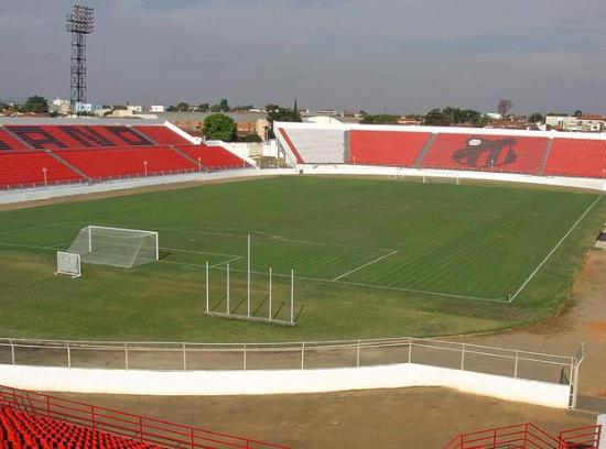 ‪Estadio Municipal Doutor Novelli Junior‬