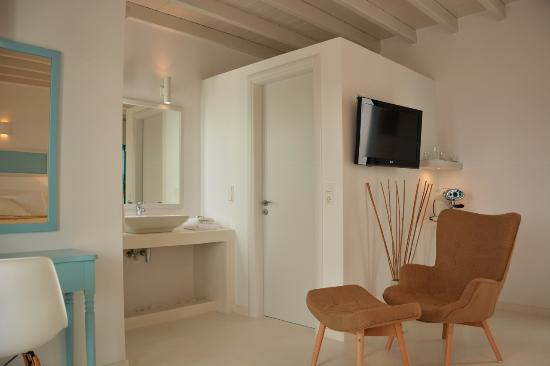 Astypalaia Hotel Palace : junior suite