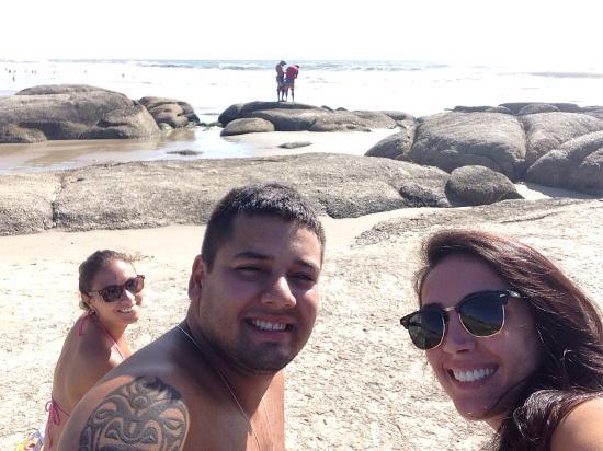 Pescaderia Punta del Diablo: praia