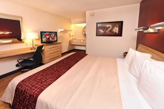Red Roof Inn San Antonio - Airport: Standard King