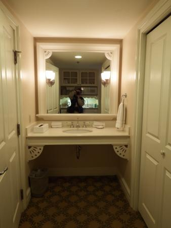 sink outside bathroom picture of disney s beach club villas rh tripadvisor co nz