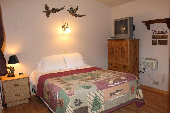 Dragon's Rest Cabins : Cabin room