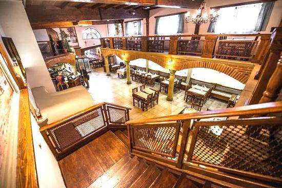Reštaurácia Vinum Galeria Bozen
