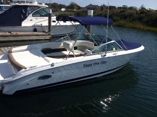 Strong's Marine Boat Rentals