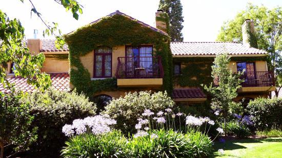 Vintners Inn: Guest cottage
