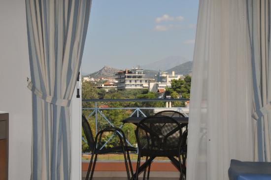 Philoxenia Hotel : view