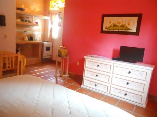 Casa Madera: Fresh, clean rooms