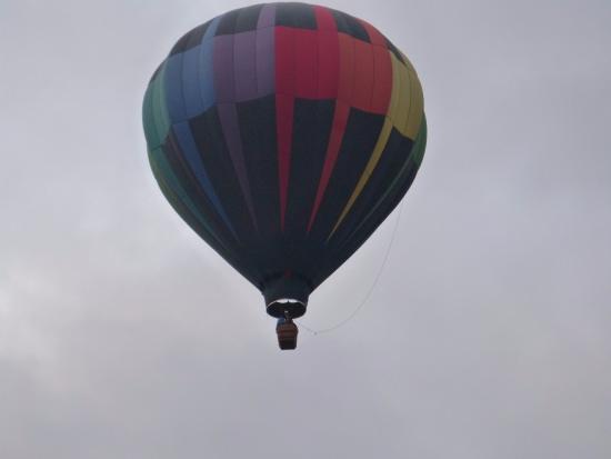 Fleur de Tucson Hot Air Balloon Rides: Our BAlloon