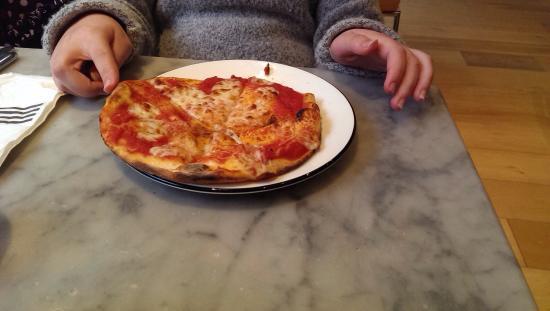 Piccolo Menu Margherita Picture Of Pizza Express