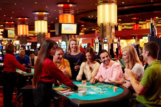 Oneida casino poker room casino niagara hotel deal