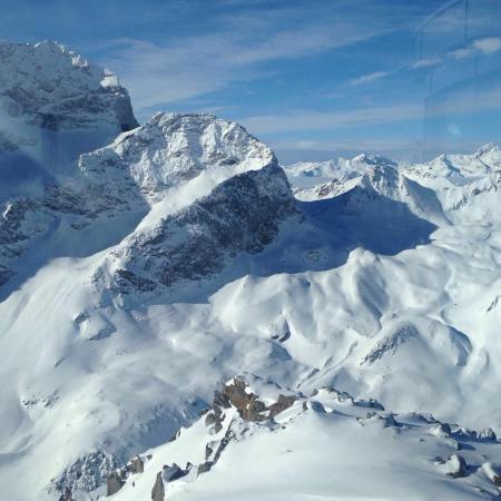 Hotel Donatz: Skigebiet